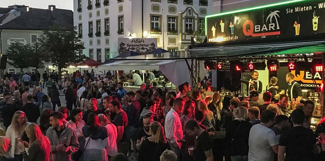 Bürgerfest Bad Kötzting